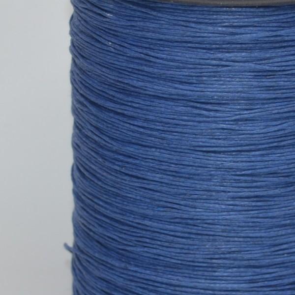 1mm Büküm Mumlu Yerli İp Koyu Mavi