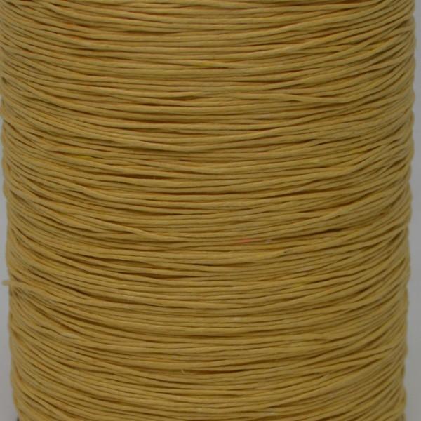 1mm Büküm Mumlu Yerli İp Sarı